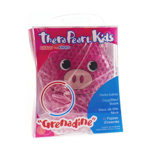 Therapearl Hot/Cold Pack Kids Grenadine