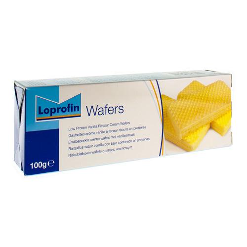 Loprofin Creì€Me Wafels Vanille (100 Gram)