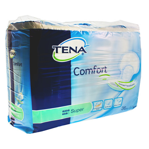 Tena Comfort Super Breath758136 36Pcs
