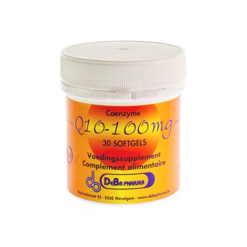 Q10 100 Mg (30 Capsules)