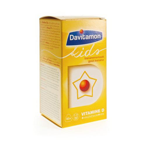 Davitamon Kids Banaan 60 Tabl