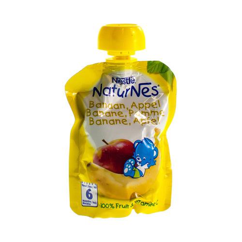 Nestle Naturnes Banane Pomme 90 G
