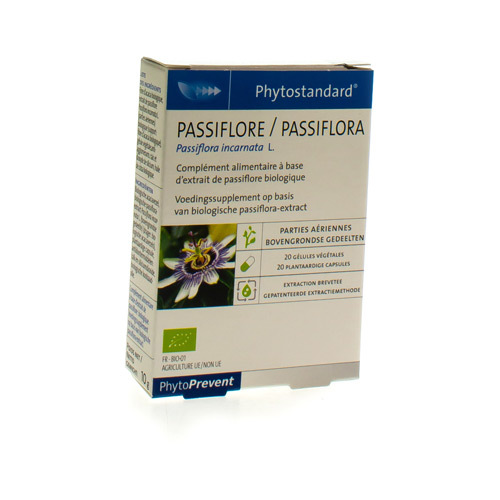 Phytostandard Passiflore 20Caps