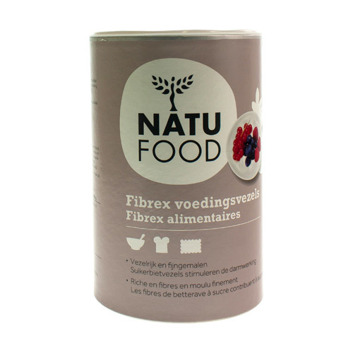 Naturfood Fibrex Voedingsvezel 340 G