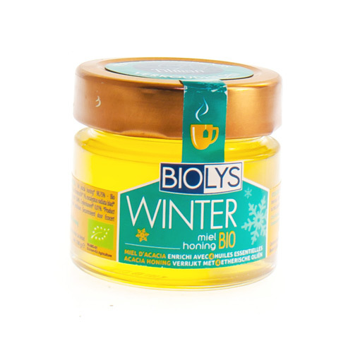 Biolys Miel Winter Pot 100 G