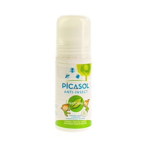 Picasol A/Insect Natural Kids Roller 50 Ml
