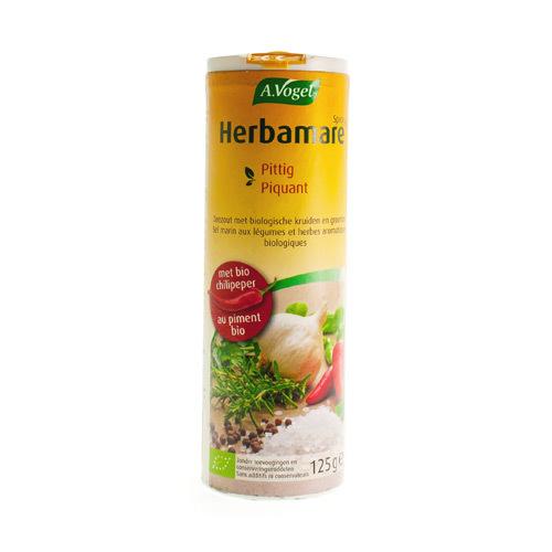 Vogel Herbamare Spicy Piquant 125 G