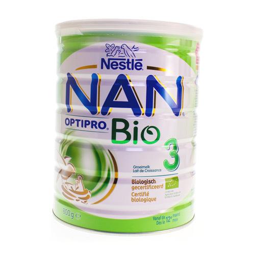 Nan Optipro Bio 3 Melkpoeder 800G