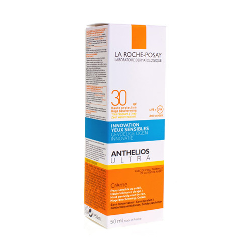Lrp Anthelios Ultra Creme Ip30 Parfum 50Ml
