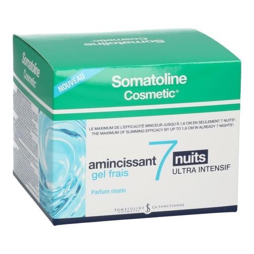 Somatoline Cosm. Afslank. 7 Nachten Gel 400Ml