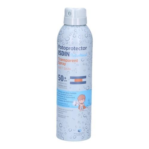 Isdin Fotoprotector Pediatric Wet Skin Ip50+ 250Ml