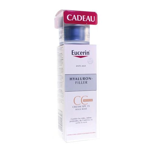 Eucerin Hyaluron Fil.Cc Cr Med.50Ml+Madurodam 20Ml