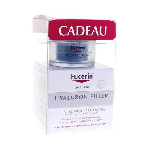 Eucerin Hyaluron Fil.Cr Jour Ps50Ml+Madurodam 20Ml