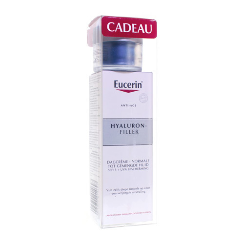 Eucerin Hyaluron Fil.Cr Jr Pn-P Mix50Ml+Madur.20Ml