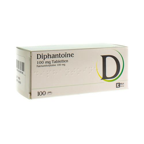 Diphantoine 100 Mg  100 Comprimes