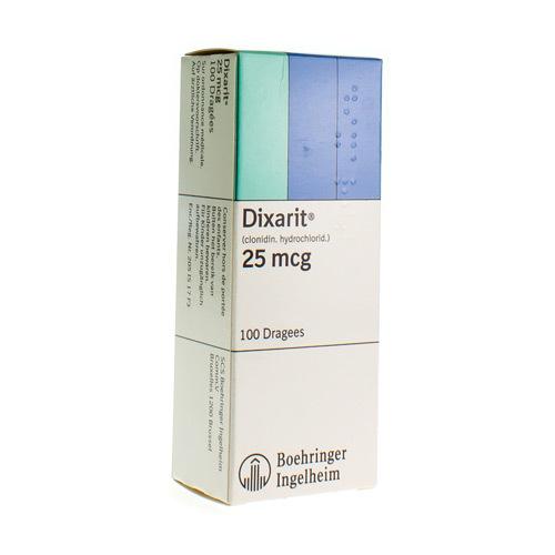 Dixarit 25 Mcg  100 Tabletten