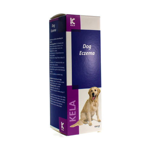 Dog Eczema Veterinair  100 Gram