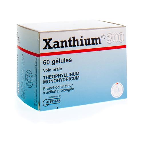 Xanthium 300 Mg (60 Capsules)