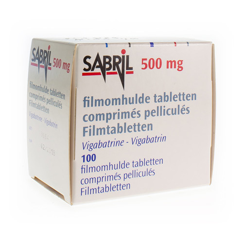 Sabril 500 Mg (100 Comprimes)