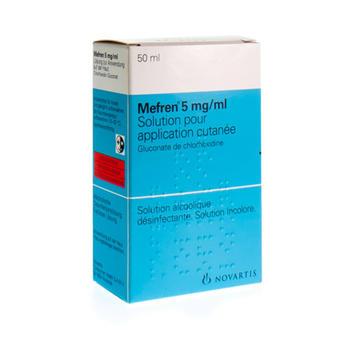 Mefren 5 Mg/Ml (50 Ml)
