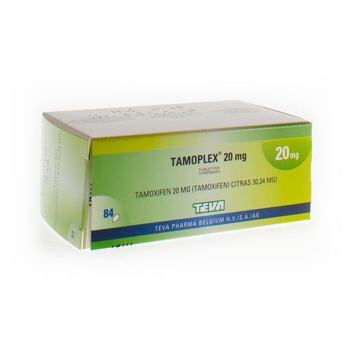 Tamoplex 20 Mg (84 Comprimes)