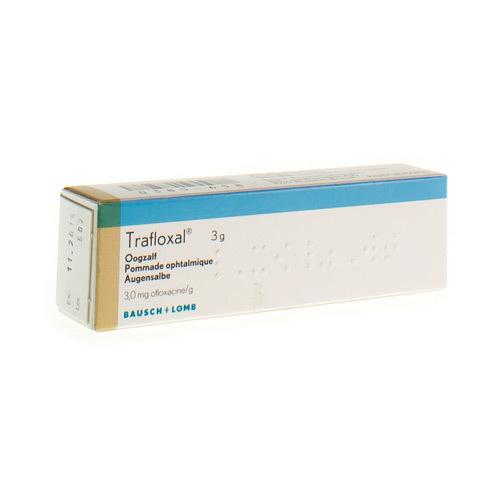 Trafloxal 3 Mg/G (3 Grammes)