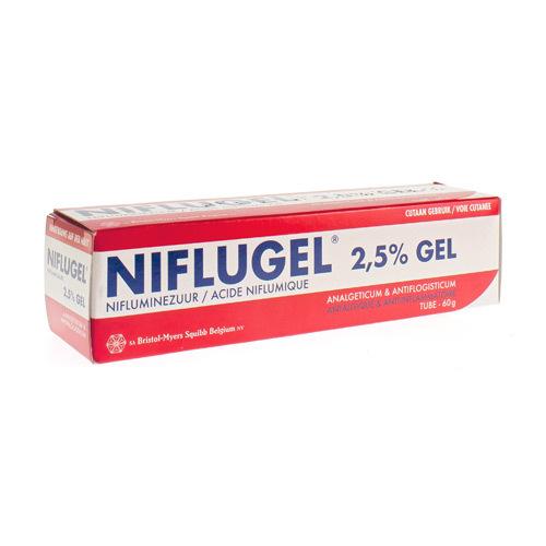 Niflugel 2,5% (60 Gram)
