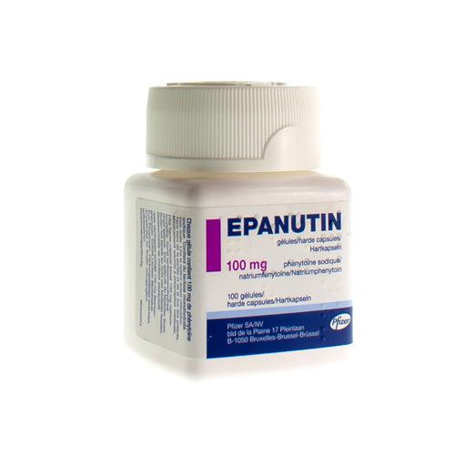 Epanutin 100 Mg (100 Capsules)
