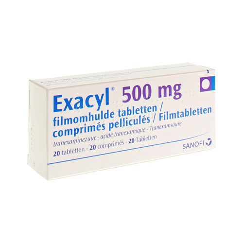 Exacyl 500 Mg (20 Tabletten)