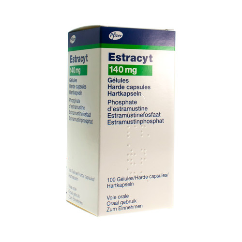 Estracyt 140 Mg (100 Gelules)