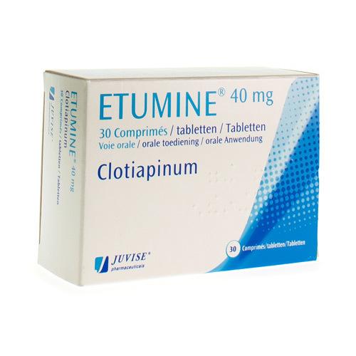 Etumine 40 Mg (30 Comprimes)