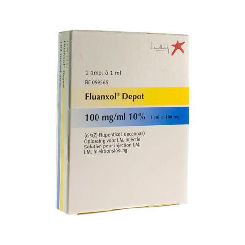 Fluanxol Depot 100 Mg/Ml (1 Ampul)