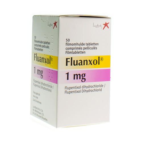 Fluanxol 1 Mg (50 Comprimes)
