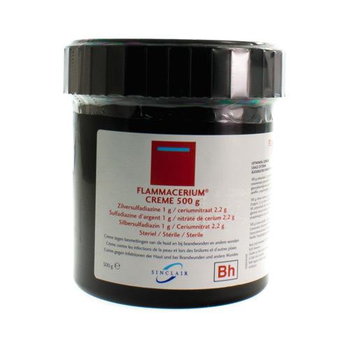 Flammacerium Creme (500 Grammes)