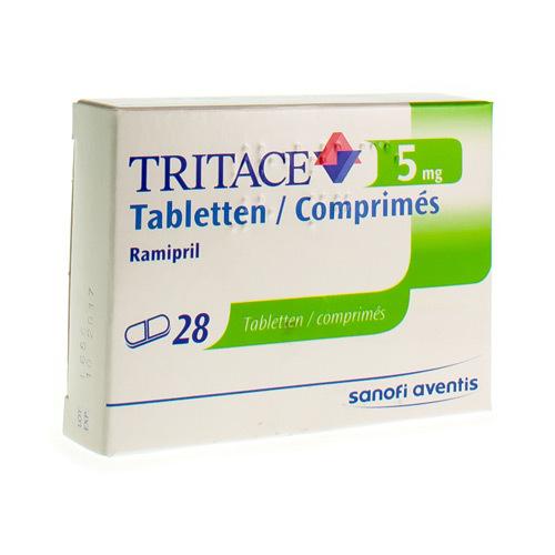 Tritace 5 Mg (28 Comprimes)