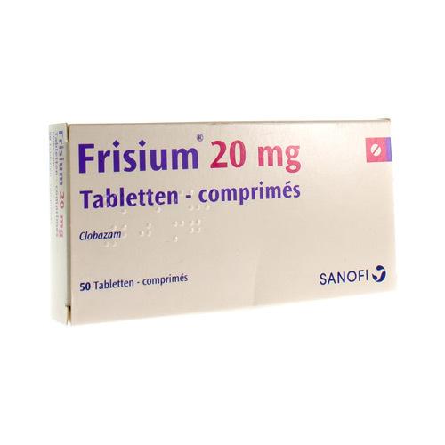 Frisium 20 Mg (50 Comprimes)