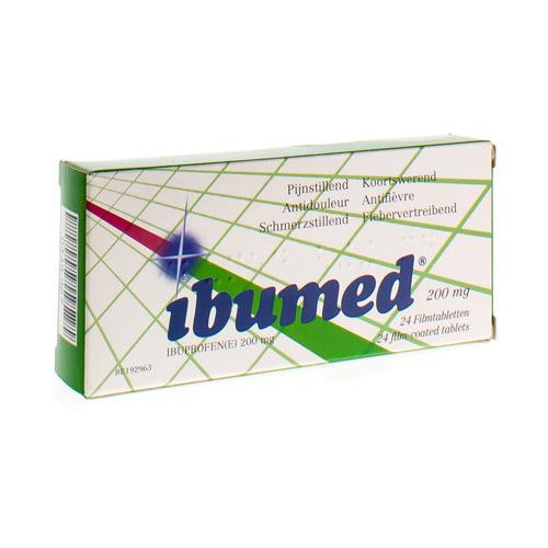 Ibumed 200 Mg (24 Comprimes)