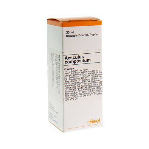 Aesculus Compositum 30 Ml Heel