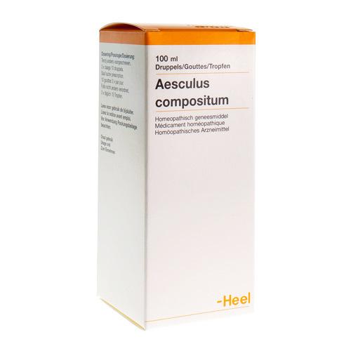 Aesculus Compositum 100 Ml
