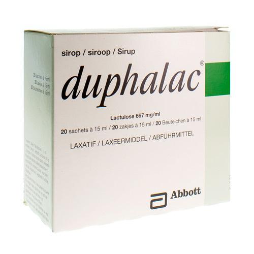 Duphalac 667 Mg/Ml (20 Sachets)