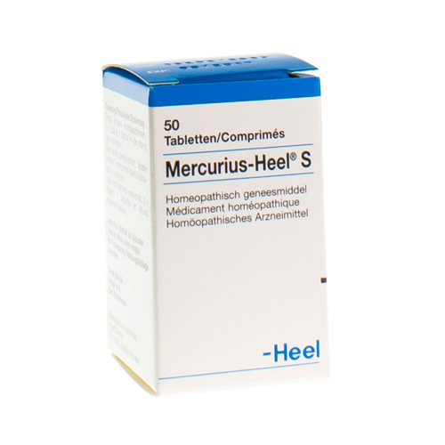 Mercurius 50 Tabletten
