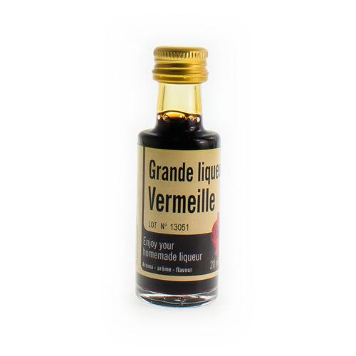 Lick Grande Liqueur Vermeille (20 Ml)