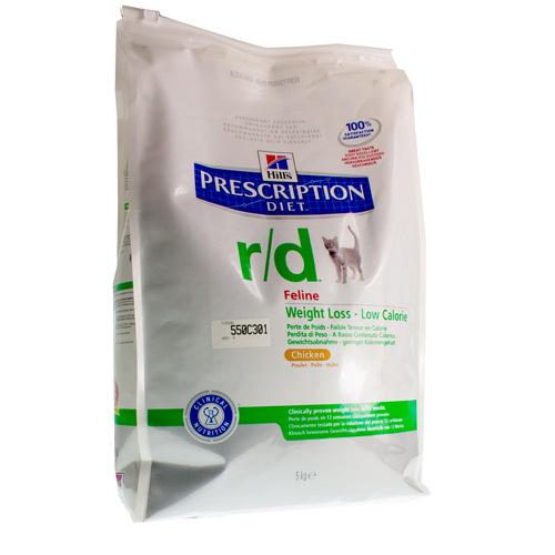 Hills Prescrip Diet Feline Rd (5 Kg)