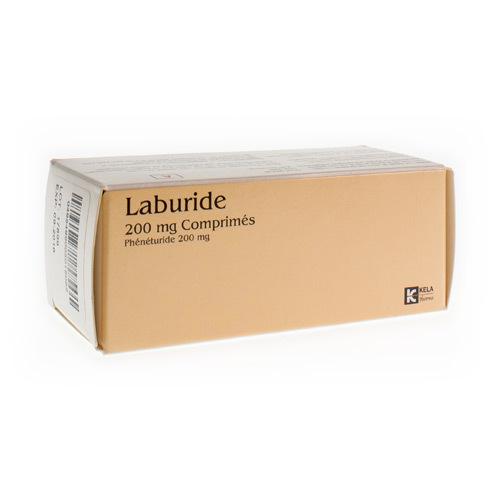 Laburide 200 Mg (100 Comprimes)