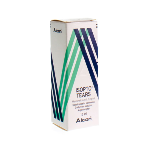 Isopto Tears 5 Mg/Ml (15 Ml)