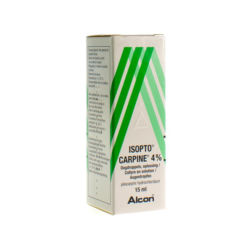 Isopto Carpine 4% (15 ml)