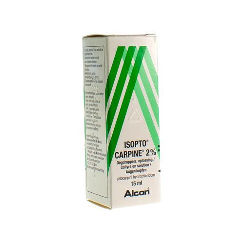 Isopto Carpine 2% (15 Ml)