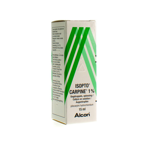 Isopto Carpine 1% (15 Ml)