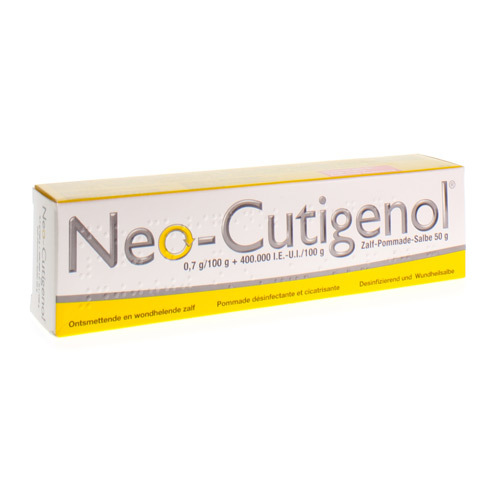 Neo-Cutigenol Pommade (50 Grammes)