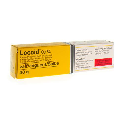 Locoid Zalf 0,1% (30 Gram)